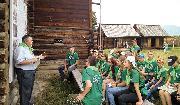 Лето 2019 г. Мемориальный дом-музей Н.К. Рериха на Алтае