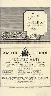 Н.К. Рерих — основатель Школы объединённых искусств в Америке