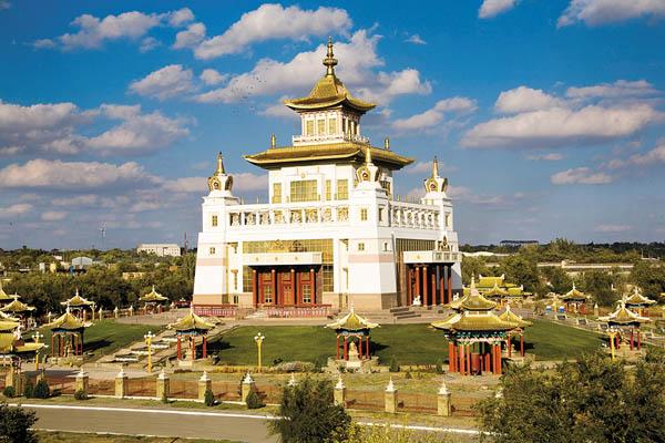 Буддизм в калмыкии доклад 3980