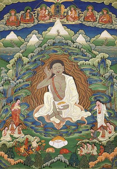 Величайший Святой Тибета